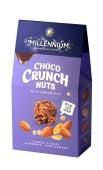 Цукерки Choco Crunch молочні мигдаль, злакові пластівці рисові кульки Millennium 100 г – ІМ «Обжора»