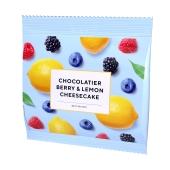 Цукерки Berry&Lemon Cheesecake Mix Chocolatier 100 г – ІМ «Обжора»