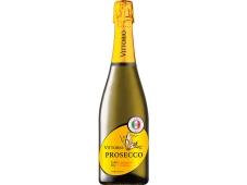 Вино ігристе бiле Vittorio Prosecco Dog Spumante EXtra Dry 0,75 л – ІМ «Обжора»