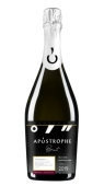 Вино ігристе біле брют Apostrophe 0,75 л – ІМ «Обжора»