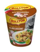 Макарони з грибами Insta pasta Rollton 70 г – ІМ «Обжора»