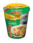 Макарони з куркою Insta pasta Rollton 70 г – ІМ «Обжора»