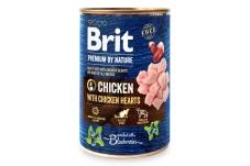 Корм курказкурячимсерцем Brit Premium by Nature Dog 800 г – ІМ «Обжора»