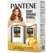 Набір Pantene шампунь + бальзам-ополіскувач 250 мл – ІМ «Обжора»
