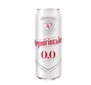 Пиво з/б безалкогольне Чернігівське 0,5 л – ІМ «Обжора»