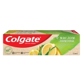 З/паста Naturals Лимон Освіжаючий Сolgate 75 мл – ІМ «Обжора»