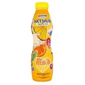 Лакто-сік апельсин-ананас  Данон Актуаль 580 г – ІМ «Обжора»
