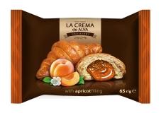 Круассан абрикос La Crema 65 г – ІМ «Обжора»