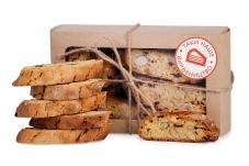 Печиво Біскотті з цукатами та фундуком – ІМ «Обжора»