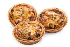 Пиріг з куркою та грибами 150 г – ІМ «Обжора»