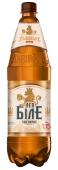 Пиво 5% Пшеничне світле Лев Біле Львівське 1,15 л – ІМ «Обжора»