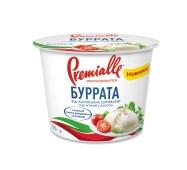 Сыр Буррата Premialle 45% 125 г – ИМ «Обжора»