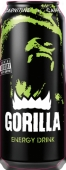 Напій енергетичний Горилла б/а 0,5 л з/б – ІМ «Обжора»