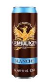 Пиво 6% Blanche Grimbergen 0,5 л – ІМ «Обжора»