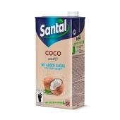 Напій кокосовий 1,7% без цукру Сантал 1 л – ІМ «Обжора»