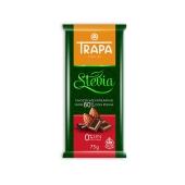 Шоколад чорний мигдаль 80% діабет Trapa 75 г – ІМ «Обжора»