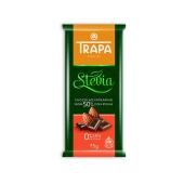 Шоколад чорний 50% діабет Trapa 75 г – ІМ «Обжора»