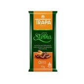 Шоколад  молочний мигдаль діабет Trapa 75 г – ІМ «Обжора»