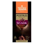 Шоколад чорний 52%  Trapa postres dessert 200 г – ІМ «Обжора»