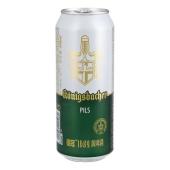 Пиво 4,6% Pils Drittl з/б Konigsbacher 0,5 л – ІМ «Обжора»