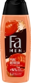 Гель д/душу Pure Refresh з ароматом гуарани Fa Men 400 мл – ІМ «Обжора»