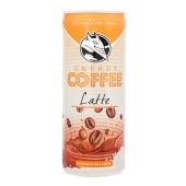 Кава холодна з молоком Hell Energy Coffee Latte  0,25 л – ІМ «Обжора»