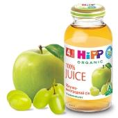 Сiк яблуко-виноград Hipp 200 г – ІМ «Обжора»