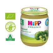 Пюре броколі Hipp 125 г – ІМ «Обжора»