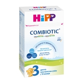 Молочна суміш з 10 місяців Комбіотик  Hipp-3 500 г – ІМ «Обжора»