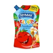 Кетчуп Для детей с медом Чумак 200 г – ИМ «Обжора»