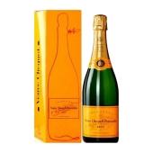 Шампанское Вдова Клико (Veuve Clicquot) 0.75л брют – ИМ «Обжора»