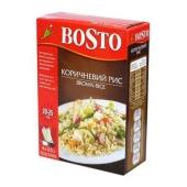 Рис Босто (Bosto) коричневый 500 г – ИМ «Обжора»