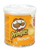 Чипсы Принглс (Pringles) паприка 50 г – ИМ «Обжора»