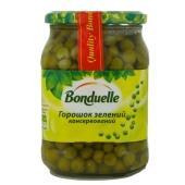 Зеленый горошек Бондюэль (Bonduelle) 530 г – ИМ «Обжора»