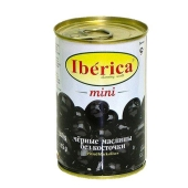 Маслины Иберика (Iberica) мини без косточки 300 г – ИМ «Обжора»