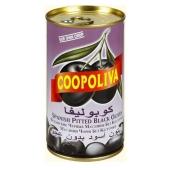 Маслины Кополива (Coopoliva) без косточки 370 гр. – ИМ «Обжора»