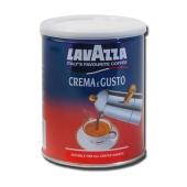 Кофе Лавазза крем густо 250 гр. молотый банка – ИМ «Обжора»