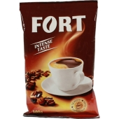 Кофе Форт (Fort) молотый 100 г – ИМ «Обжора»