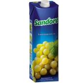 Сік Сандора 0,95л виноград біл. – ІМ «Обжора»