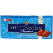 Шоколад Миллениум (Millennium) Premium молочный пористый, 100 г – ИМ «Обжора»