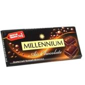 Шоколад Миллениум (Millennium) премиум пористый черный, 100 г – ИМ «Обжора»