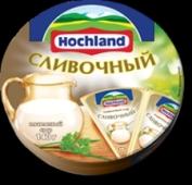 Сыр плавленый Хохланд (Hochland) Сливочный 140 г – ИМ «Обжора»