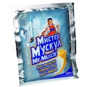 Гранулы Мистер Мускул (Mr Muscle) для прочистки сливных труб 75 гр. – ИМ «Обжора»