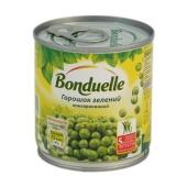 Зеленый горошек Бондюэль (Bonduelle) 200 г – ИМ «Обжора»
