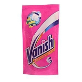 Пятновыводитель Ваниш (Vanish) LIQUID жидкий 100 мл. – ИМ «Обжора»