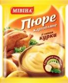 Пюре Мивина 37г пакет курица – ИМ «Обжора»