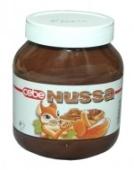 Крем Нусса (Nussa) Орех 400 г – ИМ «Обжора»