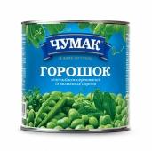 Зеленый горошек Чумак 425 г ж/б – ИМ «Обжора»
