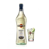 Вермут Martini Bianco 1 л 15 % – ІМ «Обжора»