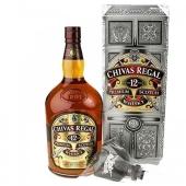 Виски Чивас (Chivas) Регал 0.7 л 12 лет – ИМ «Обжора»